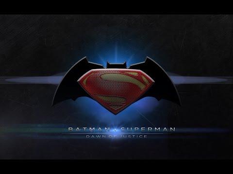 Batman v Superman: Dawn of Justice - Logo Animation