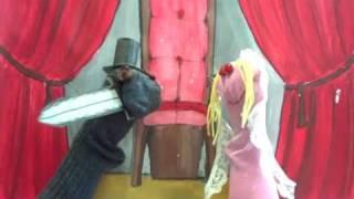 Schiller - Der Handschuh mit Sockenpuppen