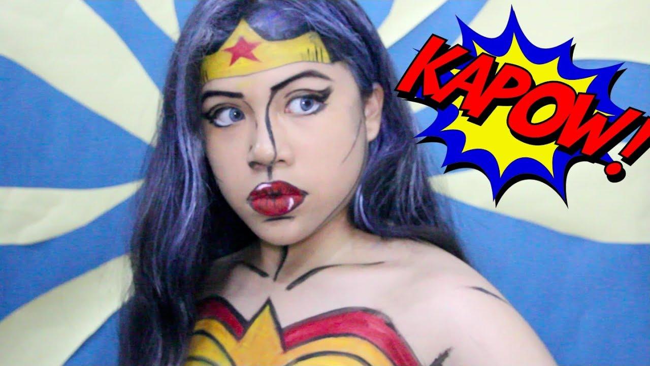 images?q=tbn:ANd9GcQh_l3eQ5xwiPy07kGEXjmjgmBKBRB7H2mRxCGhv1tFWg5c_mWT Get Inspired For Comic Book Pop Art Wonder Woman @koolgadgetz.com.info