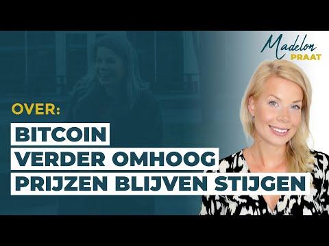 🚨 Bitcoin In Opwaartse Trend \u0026 Eten En Drinken Fors Duurder! | #114 Madelon Praat | Madelon Vos