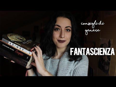 4 libri di fantascienza | CONSIGLI LETTERARI #3