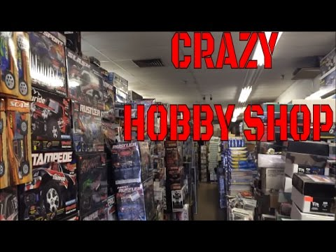 CrAzY HOBBY SHOP (New Addition)