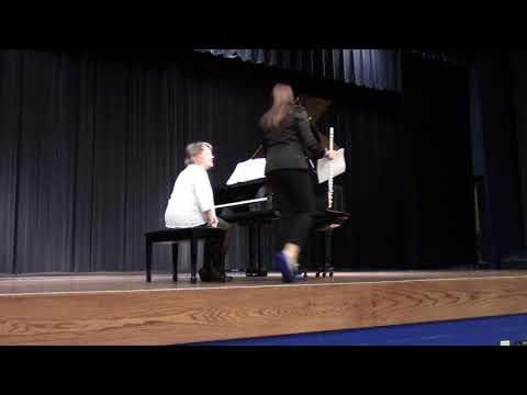Allen East High School Piano Lab Mustang Breakfast Performance 1