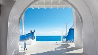 Grecotel Mykonos Blu 5 star Luxury Hotel in Mykonos - Psarou Beach