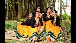 Etram Dance Academy : Ghoomar Dance Choreography