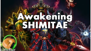 SUMMONERS WAR : Awakening Shimitae (the Wind Sylph)