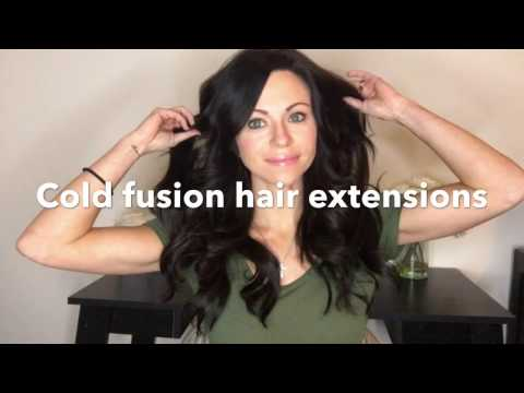 Cold Fusion Great Lengths Hair Extension Review