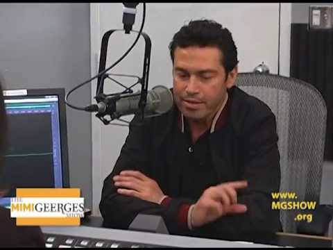 Greek Tenor Mario Frangoulis in Conversation with Mimi Geerges