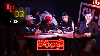 El freestyle se apodera del show 🥃 | Entregrados Live EP 16