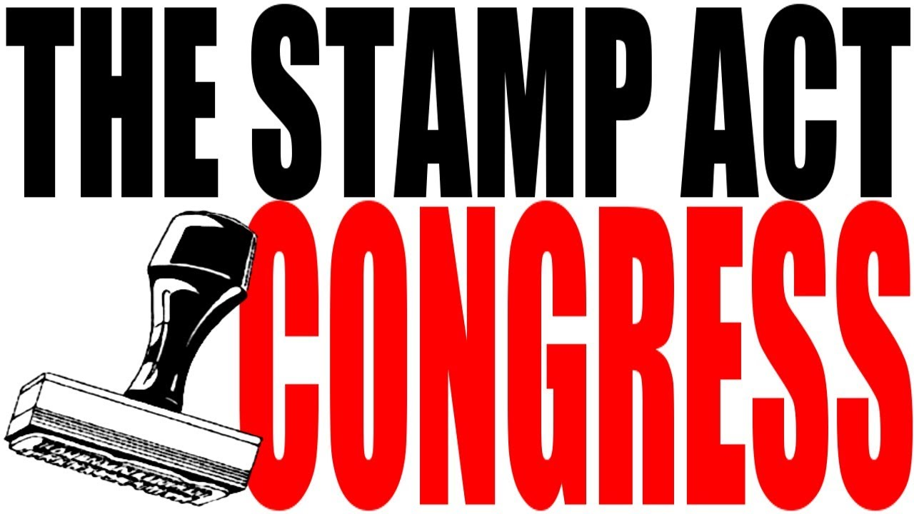 The Stamp Act Congress Explained: US History Review - YouTube