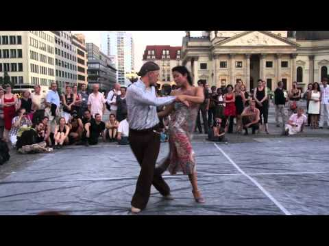 Berlin Tango High 2012 - Hit & Run Milonga, Homer & Cristina Demo