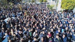 Algérie : les algeriens marcheront contre le 5ème mandat le 22 et 24 Fevrier 2019