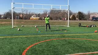 Soccer GK Training