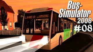 BS 08 08 Meine Persönliche Hasslinie Blitzlichtgewitter Let S Play Bus Simulator 2008