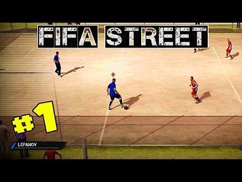 FIFA STREET 4| Прохождение КАРЬЕРЫ | #1