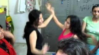 medical college hostel dance lko