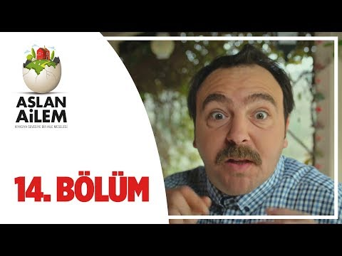 Aslan Ailem 14. Bölüm (Her Pazar 20:00'de TRT1'de)