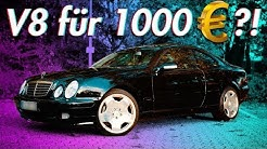 Das günstigste Auto mit V8?! | RB Engineering | Kaufberatung Mercedes Benz W208 CLK 430