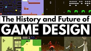 The History of Creativity in Game Design | The Evolution of Genres, and Innovation in Video Games