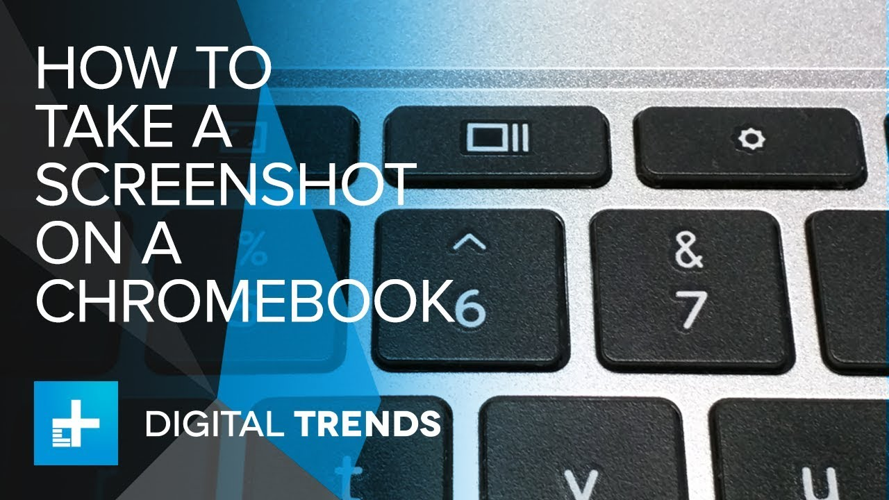 how to screenshot on chromebook