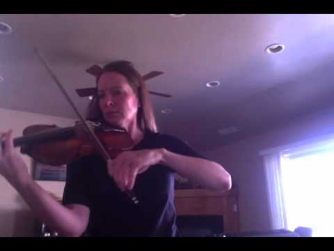 Mozart Table Music Violin Duet: 2nd Violin (Metronome 120)