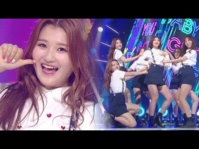 《Debut Stage》 Favorite - Party Time @인기가요 Inkigayo 20170716