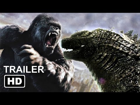 "Godzilla Vs Kong: The Battle Of Kings (2020) Official Trailer"" Tom Hiddleston, Brie Larson 