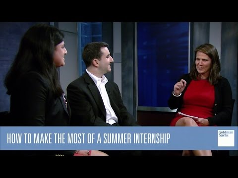 How to Make the Most of a Summer Internship - Preparing for Your First Day
