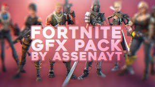 FREE FORTNITE PHOTOSHOP GFX PACK BY ASSENAYT [LINK IN DESC]