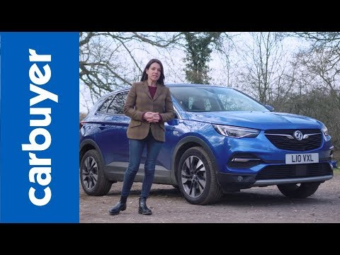 2018 New Vauxhall (Opel) Grandland X in-depth review – Carbuyer – Ginny Buckley