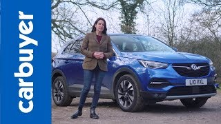 2018 Vauxhall (Opel) Grandland X review - is this just another mid-size SUV? - Carbuyer