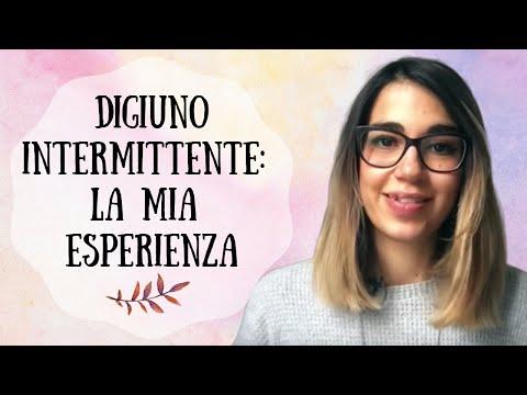 DIGIUNO INTERMITTENTE | La Mia Esperienza
