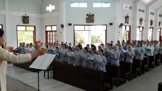Trường Ca Ave Maria. Đoạn I và II