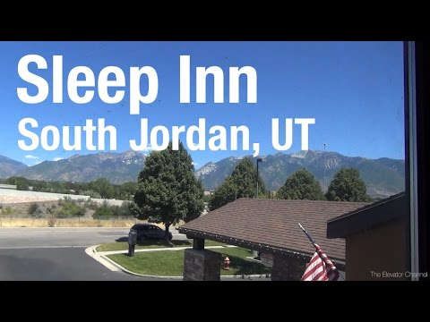 Hotel Review - Sleep Inn, South Jordan UT