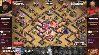 Clash of Clans - ClashCon Developers - 5000 HITPOINT BUILDER HUTS!!!