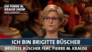 """Brigitte Büscher feat. Pierre M. Krause – """"Ich bin Brigitte Büscher"""""""