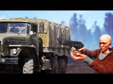 РАСТ - ОБЗОР ПИСТОЛЕТА M92 Pistol ► RUST КАК СТРЕЛЯТЬ ИЗ M92 Pistol