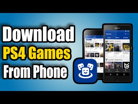 How To Download PS4 Games From Android Phone Using The Playstation App (Easy Method)