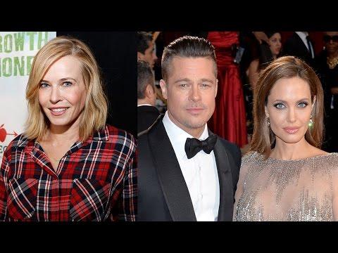 Chelsea Handler BLASTS Angelina Jolie After Brangelina Divorce