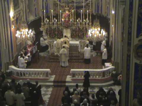 Santa Messa Solenne 9 - Praefatio, Sanctus