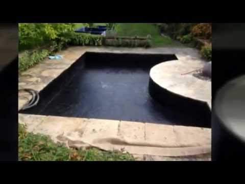 Aqua Design Landscaping Pond Clean & Repaint