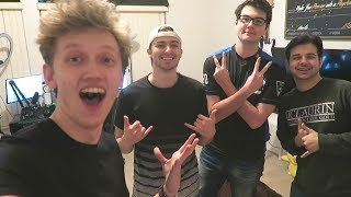 What it's REALLY like to live in a Fortnite gaming house... (Day in the Life)