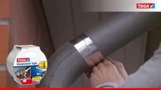Skuteczna ochrona i naprawa powierzchni metalowych - taśma aluminiowa tesa®