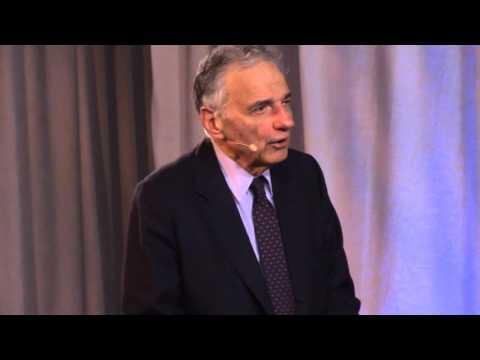 Ralph Nader at Seeds of Change