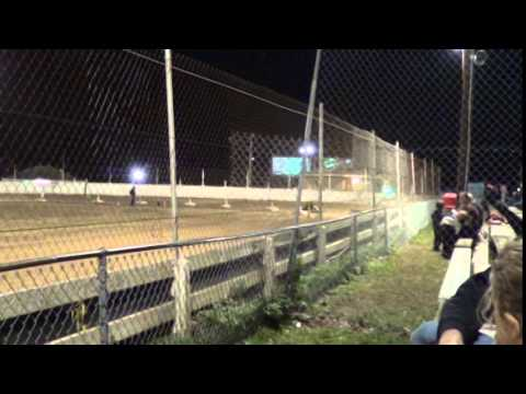 World Formula/Wild Animal heat Snydersville Raceway 10-24-14