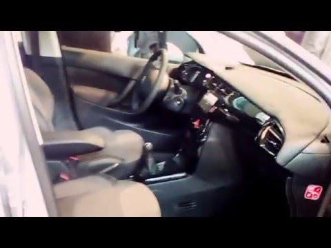 Salon Auto d'Alger 2016 : CITROËN C3