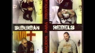 Suburban Rebels - Nacidos para Provocar (album completo)