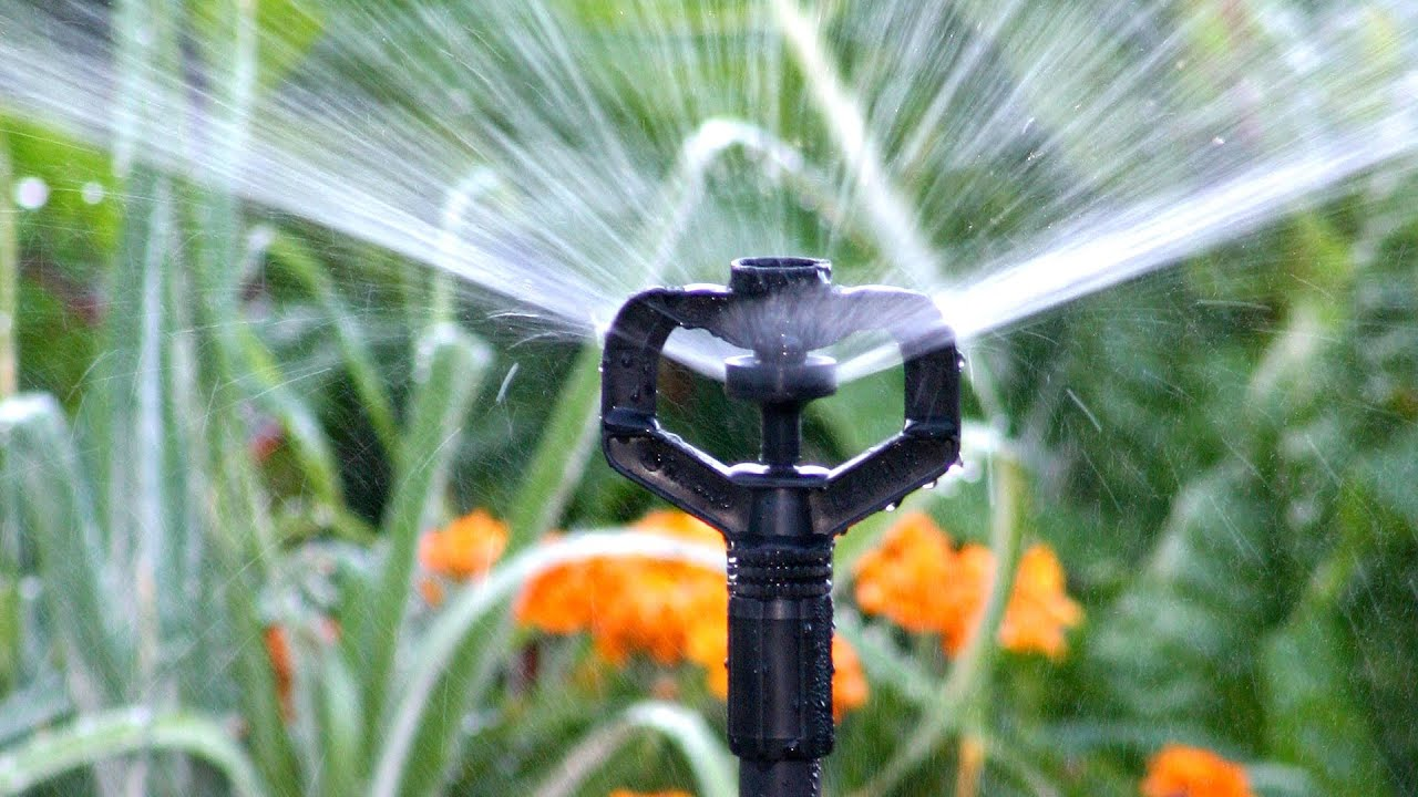 Spruce Up Your Sprinkler System And Save
