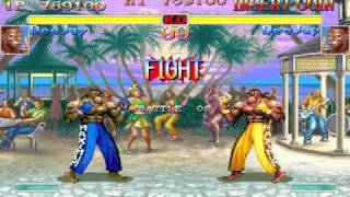 Hyper Street Fighter 2- Dee Jay TAS