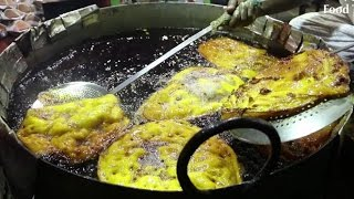 Indian Street Food - Street Food in Mumbai - Malpua